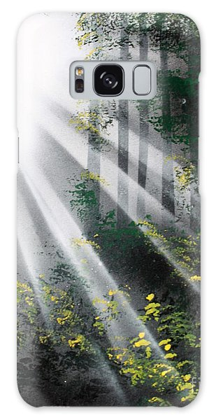 The Forest 01 Galaxy Case by Greg Moores
