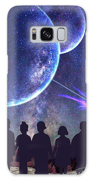 The Forgotten Children Galaxy Case