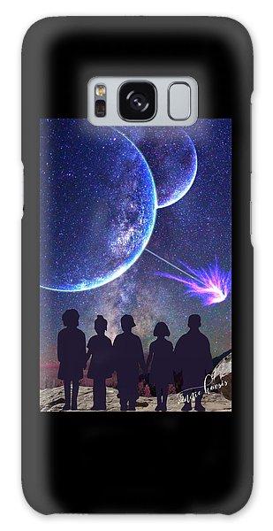 The Forgotten Children Galaxy Case