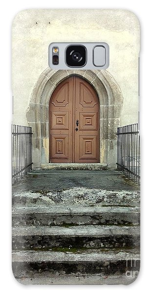 The Fortress Church's Side Door  Galaxy Case