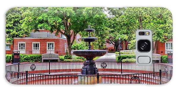 The Fountain At Radford University Galaxy Case