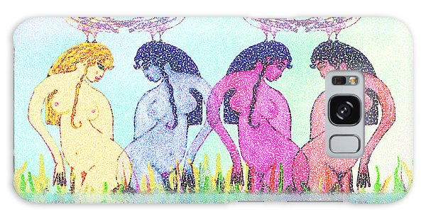 The Four Daughters Of Eve  -aka-  Four Rivers Galaxy Case