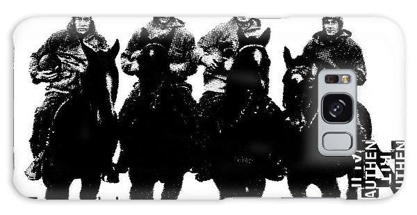 The Four Horsemen Of Notre Dame Galaxy Case