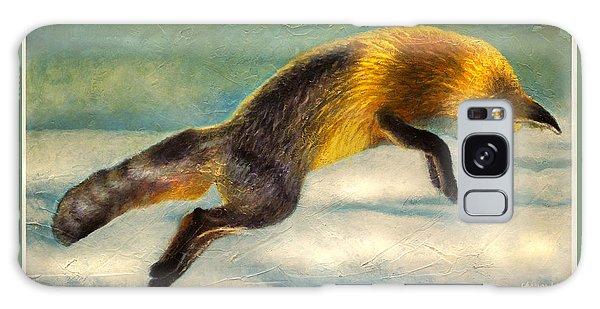 The Fox Hop Galaxy Case
