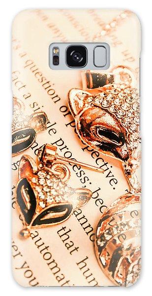 Earring Galaxy Case - The Fox Tale by Jorgo Photography - Wall Art Gallery