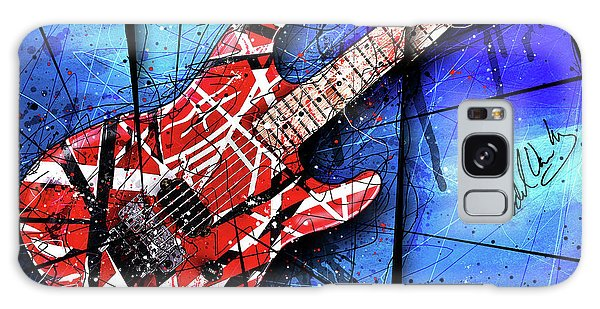 The Frankenstrat Vii Cropped Galaxy Case