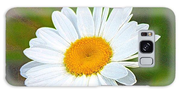 The Friendliest Flower Galaxy Case