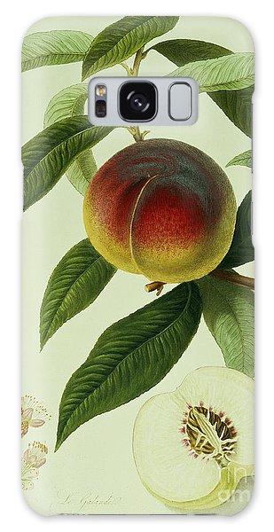 The Galande Peach Galaxy Case