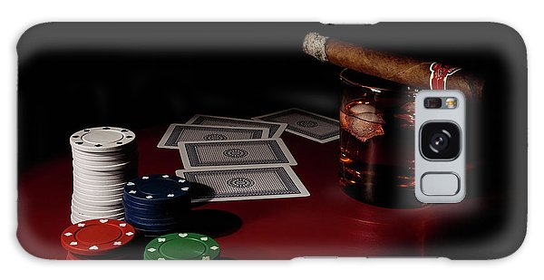 Gamble Galaxy Case - The Gambler by Tom Mc Nemar