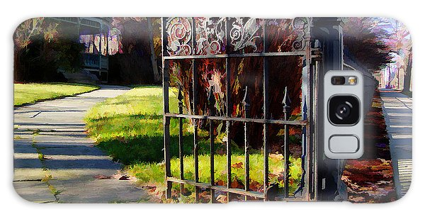 The Gate Galaxy Case by Betsy Zimmerli
