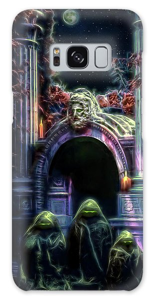 The Gate Keepers Galaxy Case