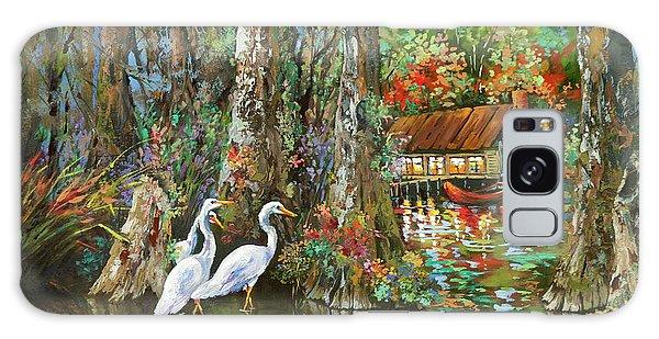 The Gathering - Louisiana Swamp Life Galaxy Case