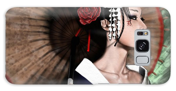 The Geisha Galaxy Case