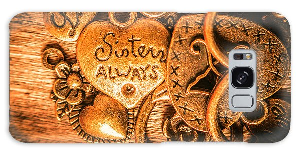 Jewels Galaxy Case - The Gift Of A Sister by Jorgo Photography - Wall Art Gallery