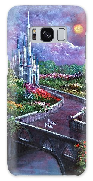 The Glass Slippers Galaxy Case