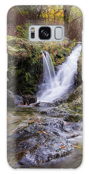 The Glen River Falls Galaxy Case