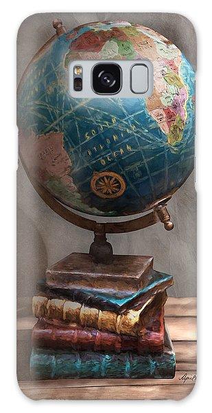 The Globe Galaxy Case