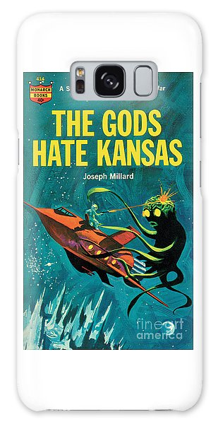The Gods Hate Kansas Galaxy Case