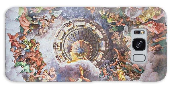 Mythological Galaxy Case - The Gods Of Olympus by Giulio Romano