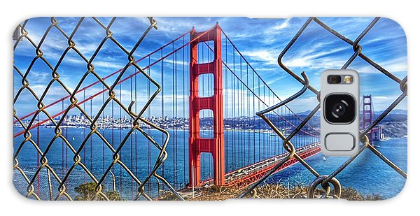 The Golden Gate Bridge  Galaxy Case