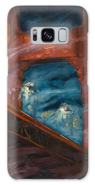 The Golden Gate Galaxy Case by Rick Nederlof