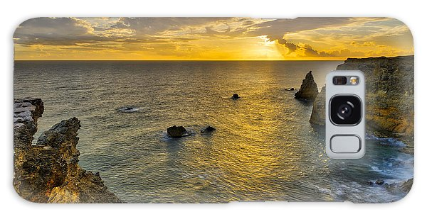 The Golden Hour - Cabo Rojo - Puerto Rico Galaxy Case