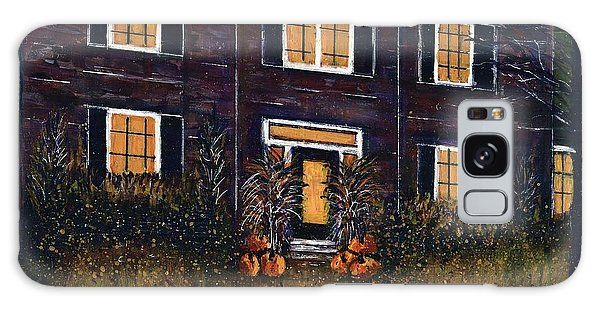The Good Witch Grey House Galaxy Case