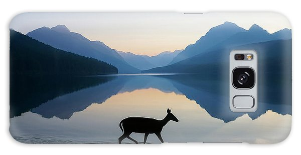 Beautiful Sunrise Galaxy Case - The Grace Of Wild Things by Dustin  LeFevre