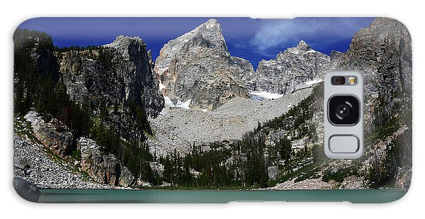 The Grand And Mount Owen From Delta Lake Galaxy Case