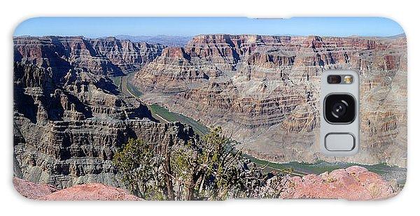 The Grand Canyon Panorama Galaxy Case