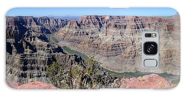 The Grand Canyon Panorama Galaxy Case