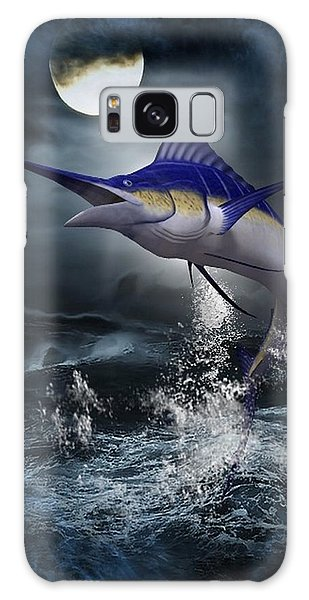 The Great Blue Marlin Galaxy Case