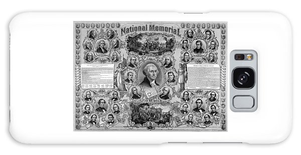 Thomas Jefferson Galaxy Case - The Great National Memorial by War Is Hell Store