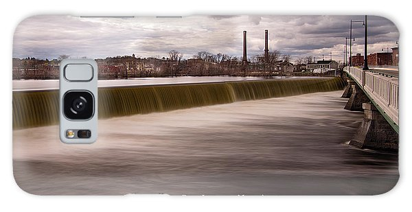 The Great Stone Dam Lawrence, Massachusetts Galaxy Case