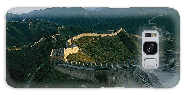 People's Republic Of China Galaxy Case - The Great Wall Of China At Badaling by James L. Stanfield
