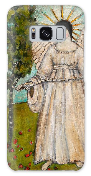 Angel Galaxy Case - The Greatest Of These Is Love by Jane Spakowsky