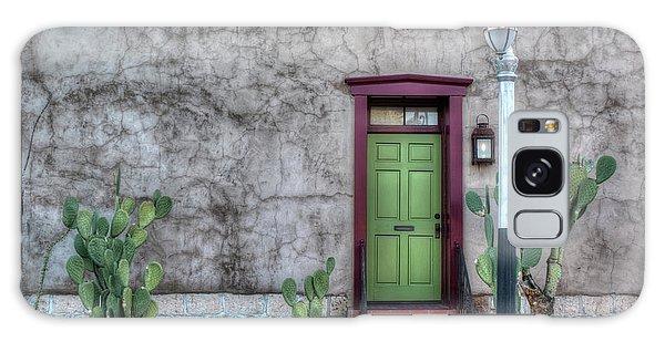 The Green Door Galaxy Case