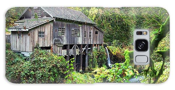The Grist Mill, Amboy Washington Galaxy Case
