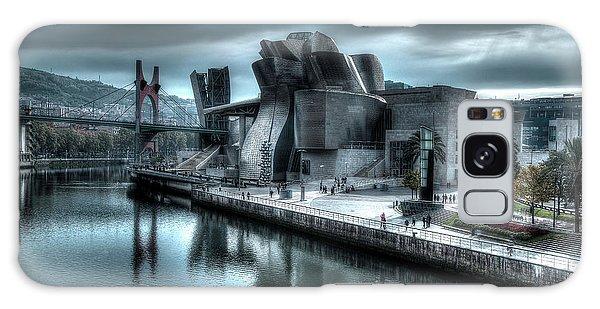 The Guggenheim Museum Bilbao Surreal Galaxy Case