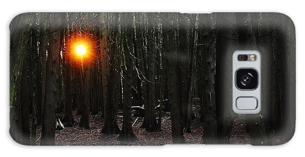The Guiding Light Galaxy Case by Debbie Oppermann