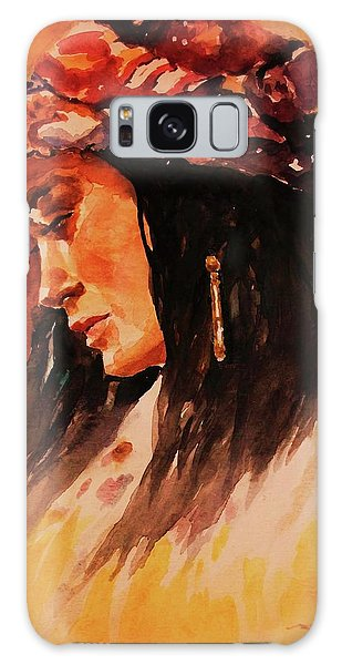 Gypsy Girl Galaxy Case