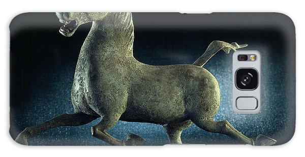 People's Republic Of China Galaxy Case - The Han Dynasty Famous Flying Horse by James L. Stanfield