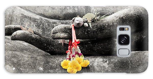The Hand Of Buddha Galaxy Case