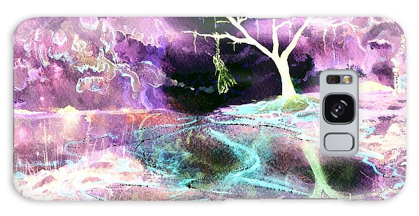 The Hanging Tree Inverted Galaxy Case