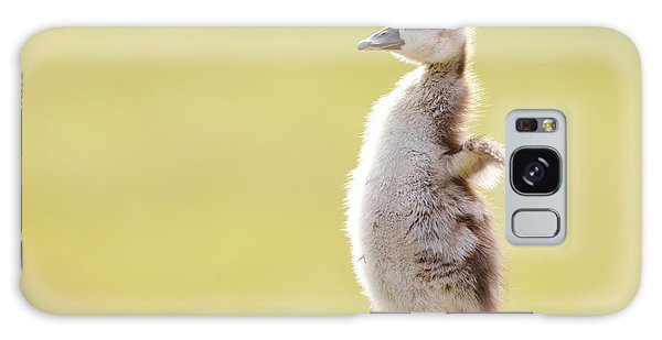 Gosling Galaxy Case - The Happy Chick - Happy Easter by Roeselien Raimond