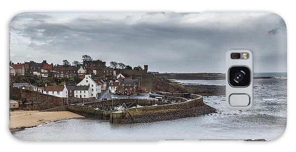 The Harbour Of Crail Galaxy Case