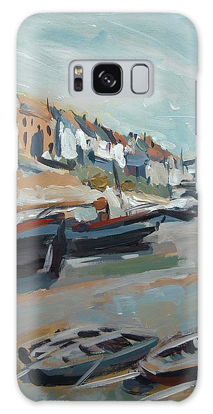 Briex Galaxy Case - The Harbour Of Mevagissey by Nop Briex
