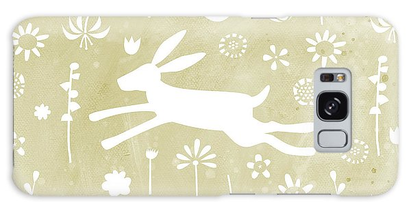The Hare In The Meadow Galaxy Case