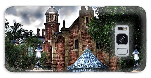 Walt Disney Galaxy Case - The Haunted Mansion by Mark Andrew Thomas