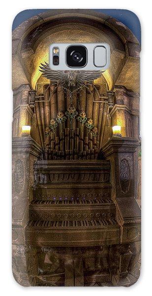The Haunted Organ Galaxy Case